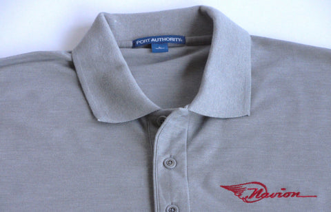 Navion Polo Shirt w/Pocket (Short Sleeve) - Embroidered Emblem