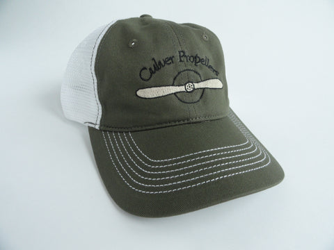 Culver Props Hat (Mesh Back) - Embroidered