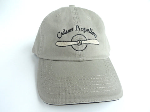Culver Props Hat (Fabric Back) - Embroidered