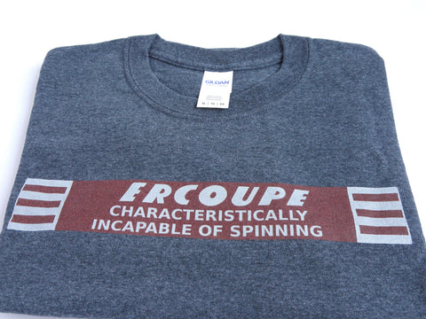 Ercoupe Sweatshirt (Hoodie) - Incapable of Spinning