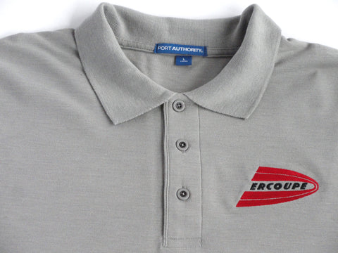 Ercoupe Polo Shirt (Short Sleeve) - Embroidered Emblem