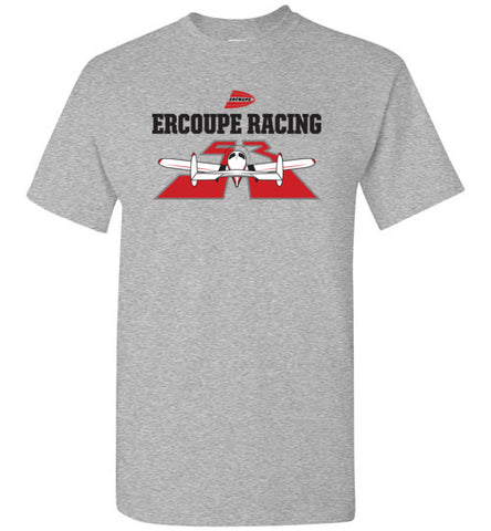 Race 53 Ercoupe Racing T-Shirt (Short Sleeve)