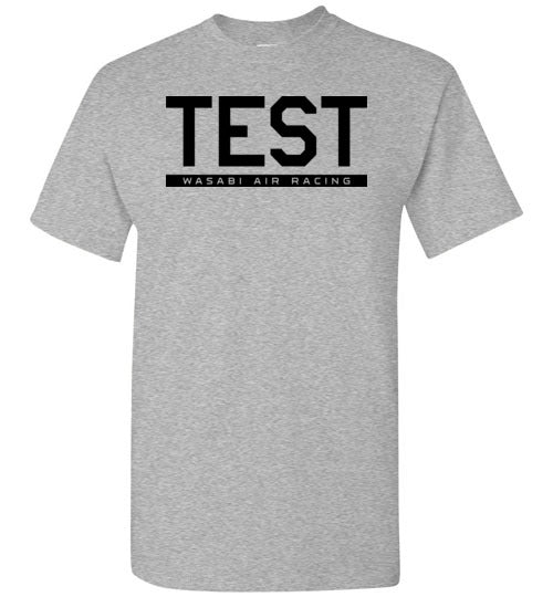 Wasabi Air Racing TEST - T-Shirt (Short Sleeve)