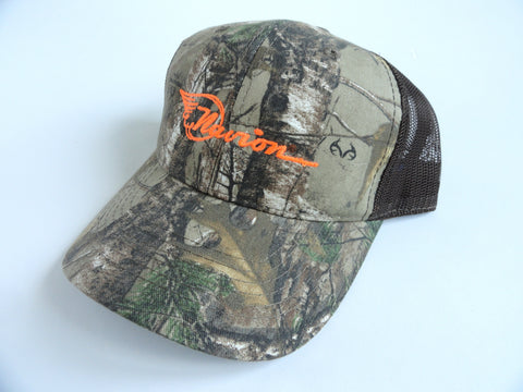 Navion Hat - (Mesh Back) Embroidered - Camo