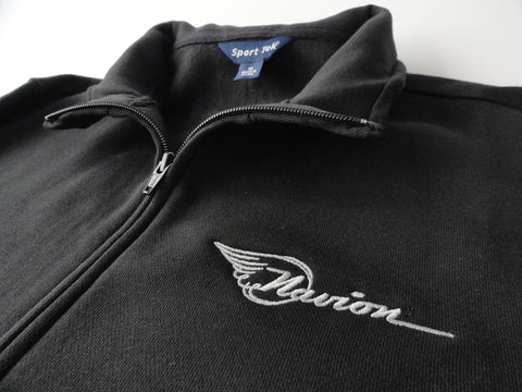 Navion Sweatshirt (Full Zip) - Embroidered Emblem