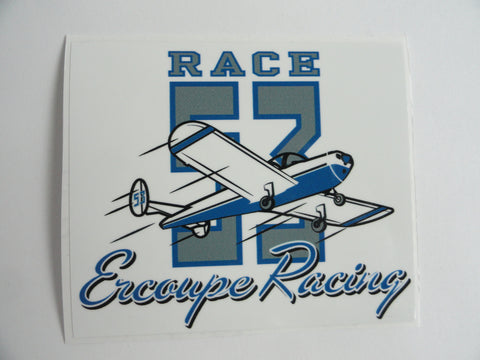 Race 53 Decal