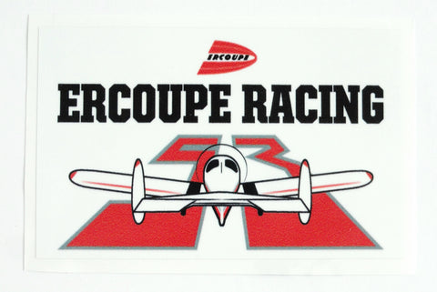 Race 53 Ercoupe Racing Decal