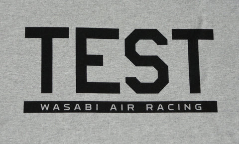 Wasabi Air Racing TEST Sweatshirt (Crew)
