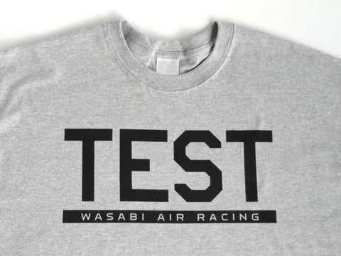 Wasabi Air Racing TEST T-Shirt (Short Sleeve)