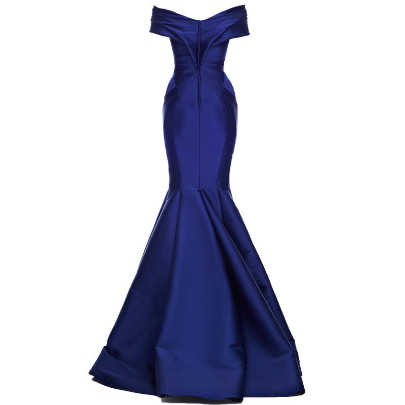 off the shoulder v neck long taffeta mermaid evening dresses long prom gowns