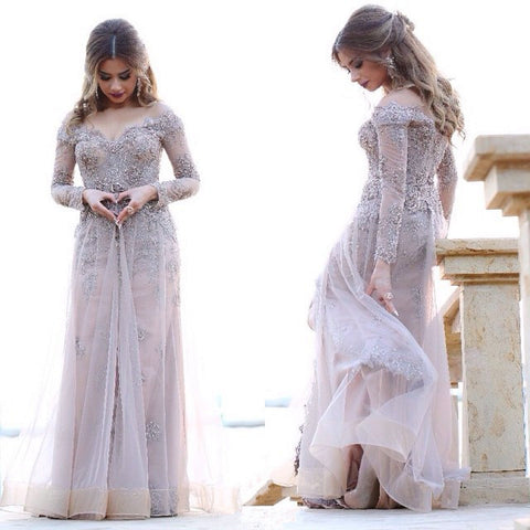 Image of Prom-Dresses-Elegant