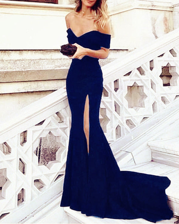 Sexy Mermaid Prom Dresses 2019