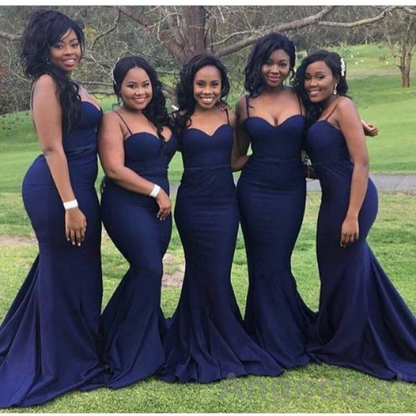 Simple-Elegant-Long-Cheap-Bridesmaid-Dresses-For-Wedding-Party
