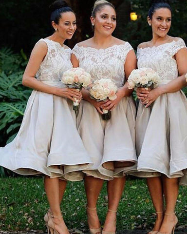 Image of maid-of-honor-dresses-for bridesmaids-party