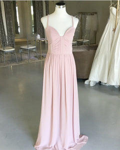 Bridesmaid-Gowns-Pink