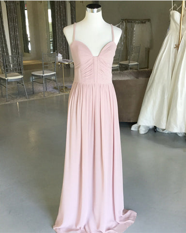 Image of Bridesmaid-Gowns-Pink