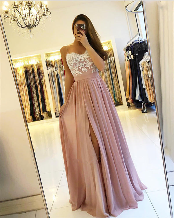 Bridesmaid-Dresses-Nude