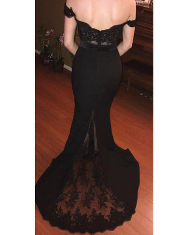 Image of Black-Formal-Dresses