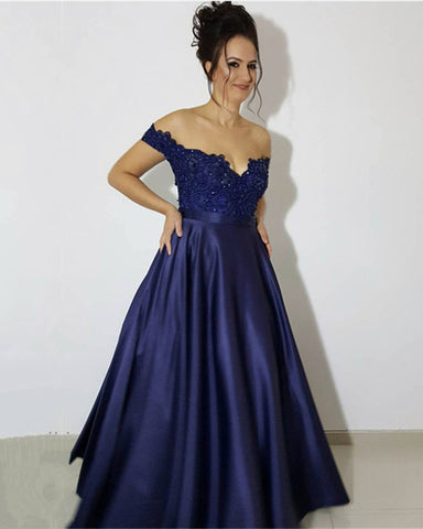 Image of Engagement-Dresses-Blue