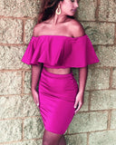 Purple-Homecoming-Dresses-Two-Piece-Cocktail-Dress-For-Graduation-Party