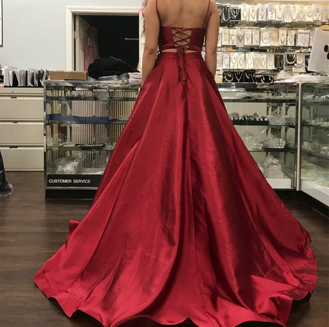 Image of 2-Piece-Prom-Dresses
