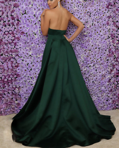 Image of Emerald-Green-Prom-Dresses