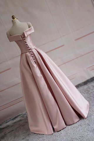 Image of Nude-Pink-Bridesmaid-Dresses