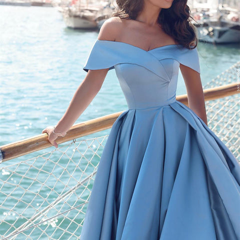 alinanova 7008 Evening Dresses Front