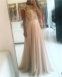 champagne-evening-dresses