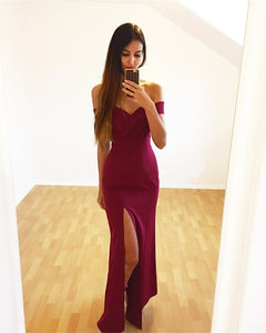 Wine-Red-Prom-Dresses