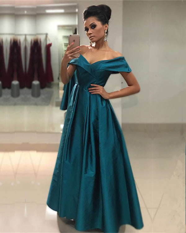 Teal-Green-Prom-Dresses
