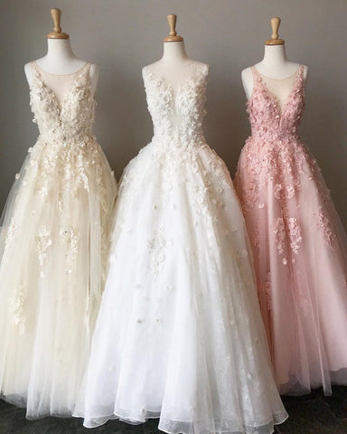 Image of Prom-Lace-Dresses