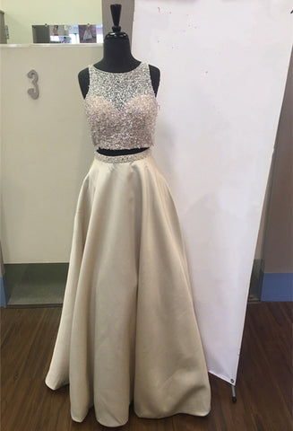 Image of Prom-Gowns-Two-Piece