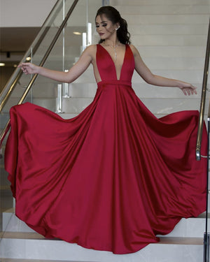 Red Bridesmaid Dresses 2020