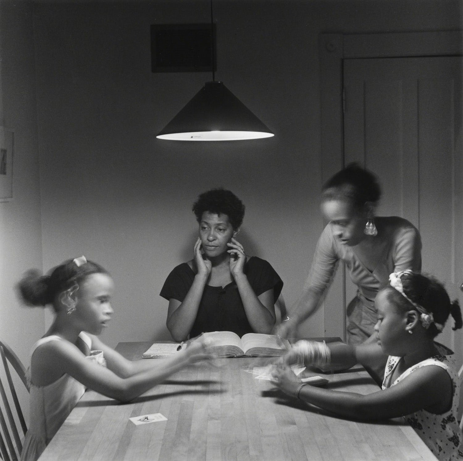 Shaina Mote — Consider the Artist: Carrie Mae Weems