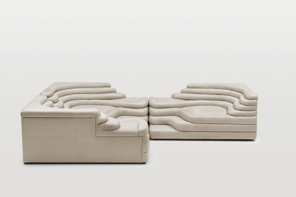 Terrazza Sofa in an alternate configuration