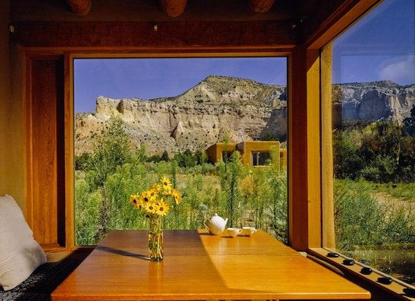 The Breakfast Room, Ghost Ranch — Georgia O'Keeffe Museum
