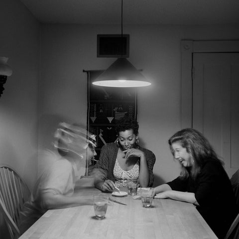 Untitled (Woman with Friends)  — The Kitchen Table Series, 1990