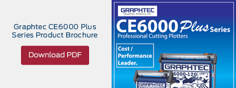 Download Graphtec CE6000 Plus Series Brochure