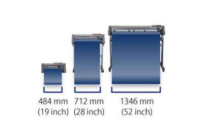 CE6000 Plus Series Sizes