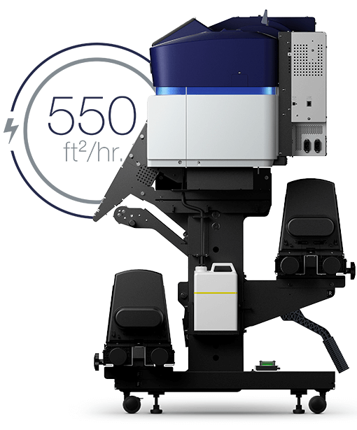 Epson SureColor S-Series Print Speed