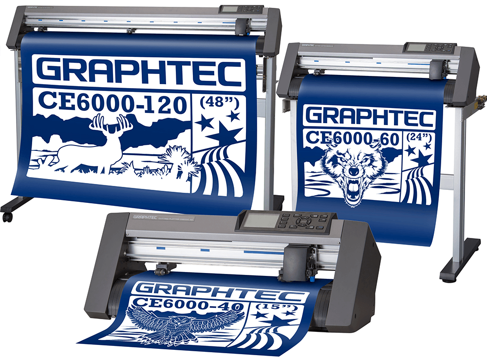 Graphtec CE6000 Plus Series Vinyl Cutters
