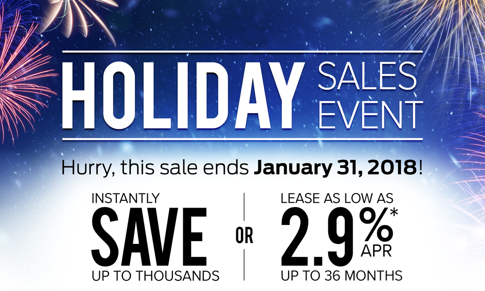Holiday Event Banner