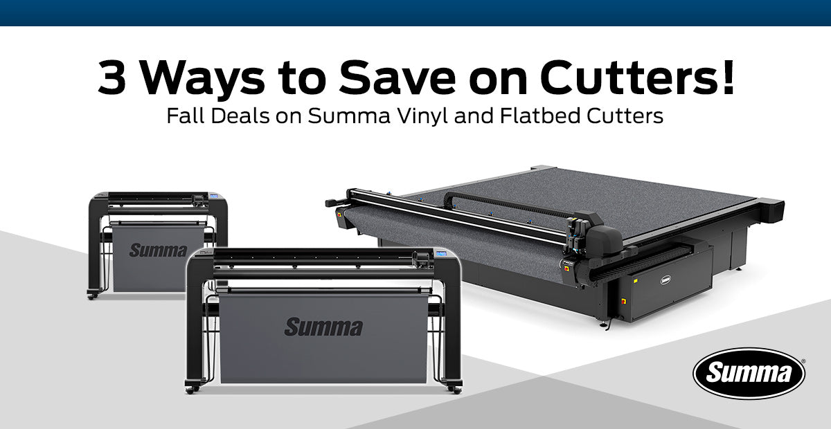 3 Ways to Save with Summa and AirMark