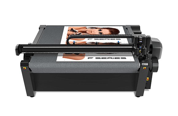 F Series Flatbed Cutters