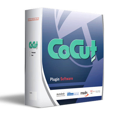 CoCut Standard 2017 Signmaking Software
