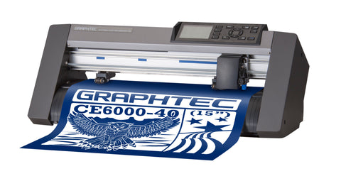 "Graphtec CE6000-40 Plus 15"" Desktop Vinyl Cutter"