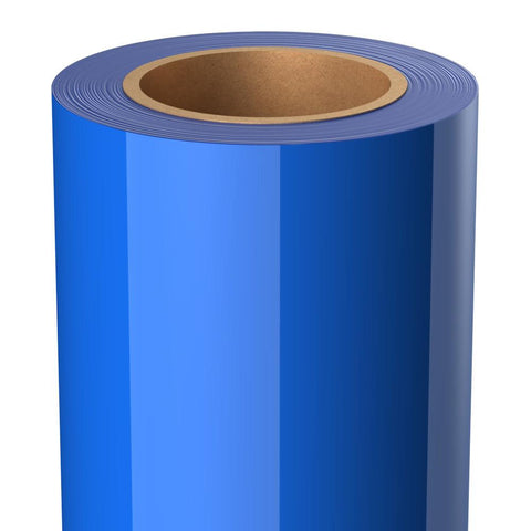 Olympic Blue Premium Cast Vinyl - 24""
