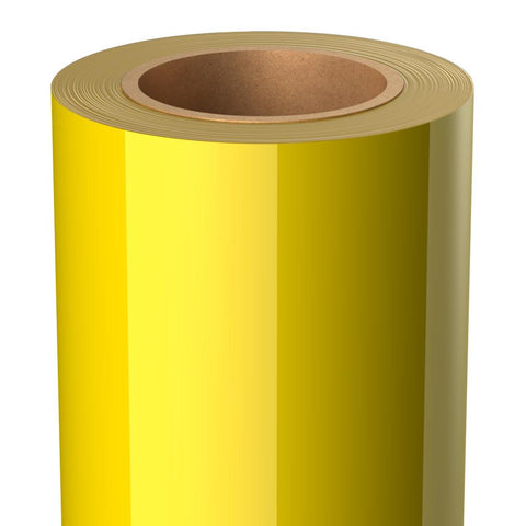 Yellow Premium Cast Vinyl - 24""