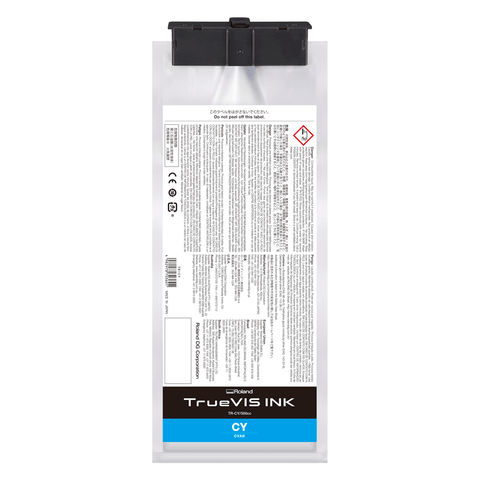 Roland TrueVIS Ink, 500ml Pouches